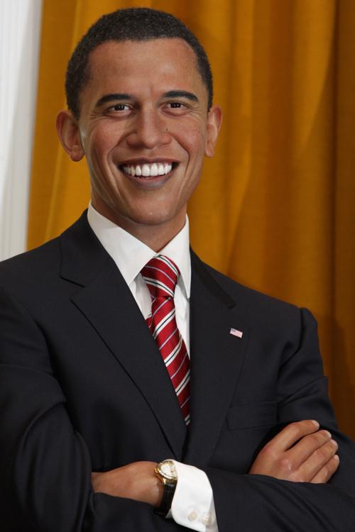 Barack On Wax 2